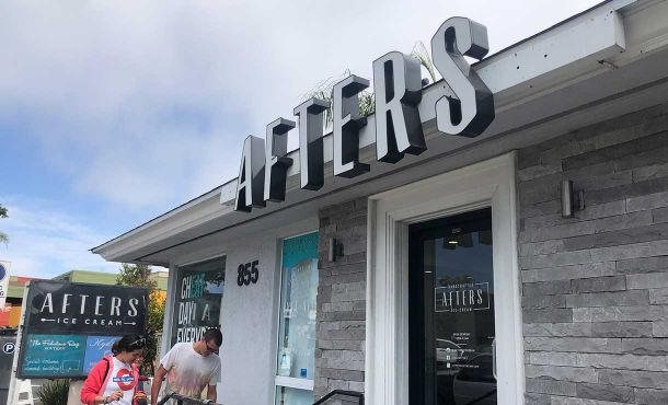 Afters Ice Cream Donut Review