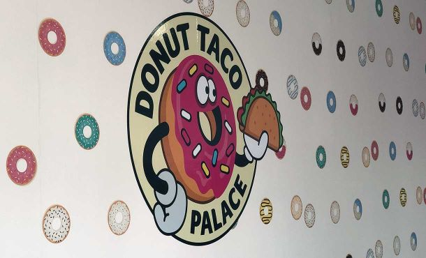 Donut Taco Palace Review